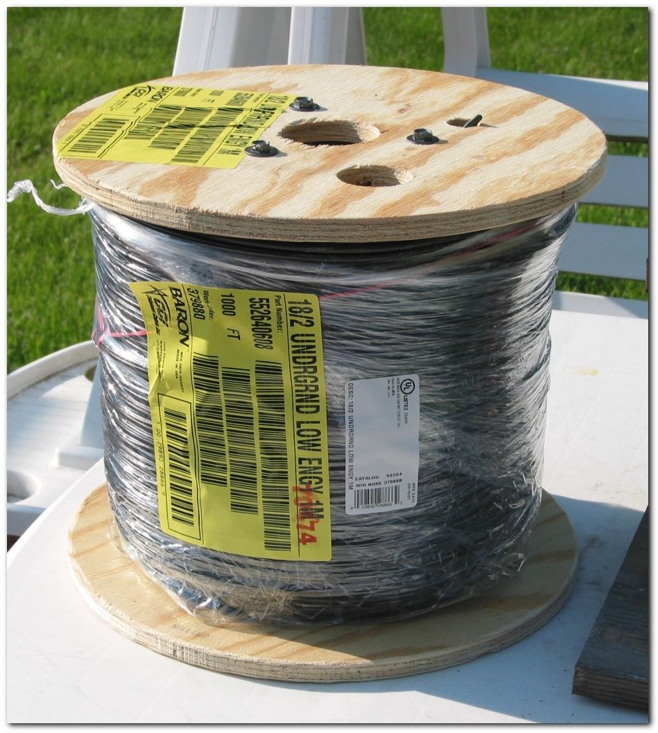 1000' Low Voltage Underground Wire